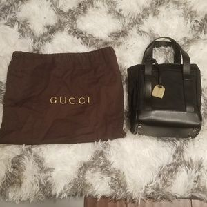 Authentic Gucci mini tote